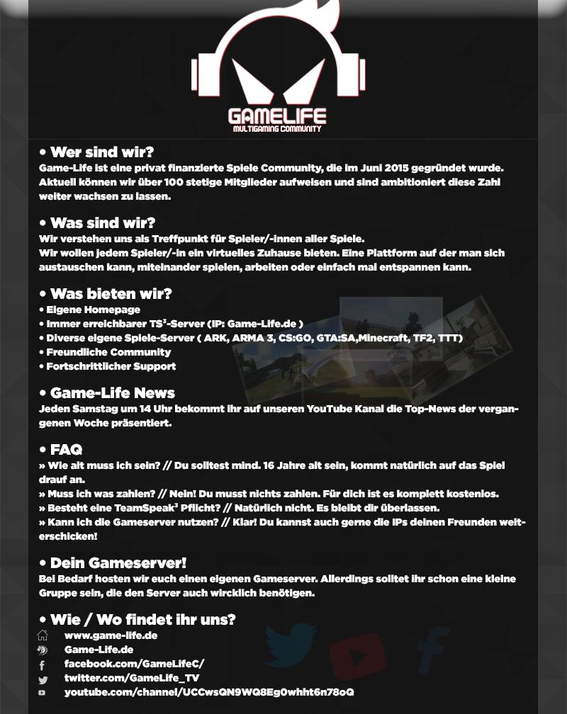 GameLife Multigaming Community Archiv Ark Survival Evolved - Minecraft ttt spielen