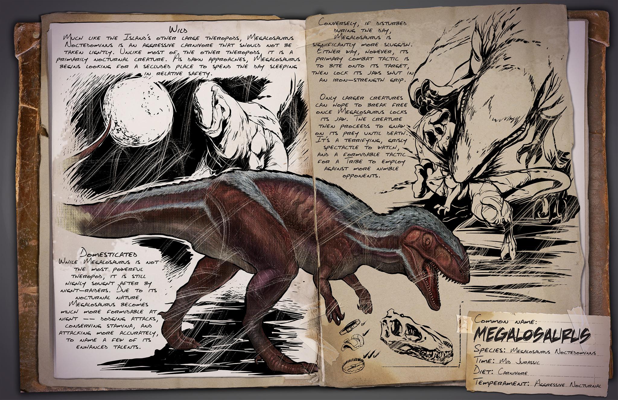 Megalosaurus wiki ark survival evolved forum und community deutsch vielen malvernweather Images