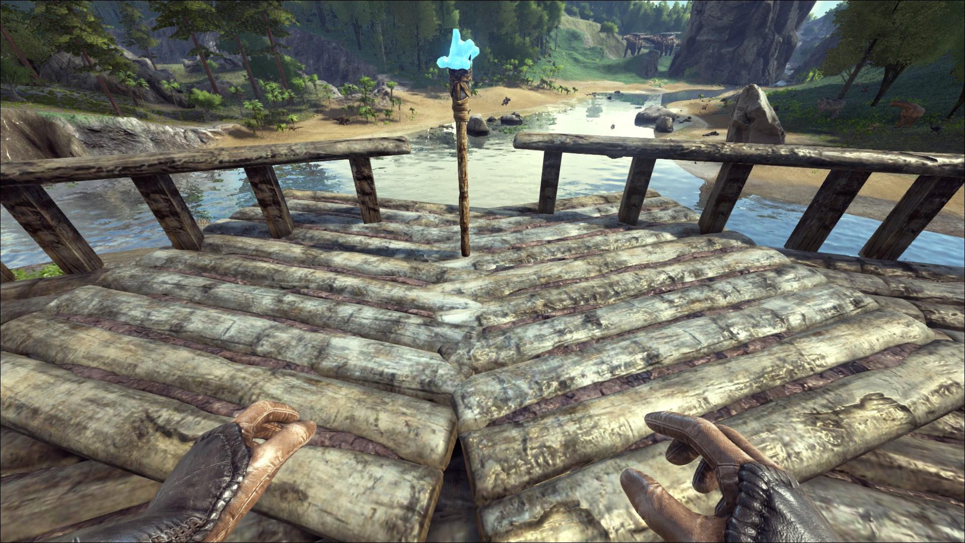 Das Baumhaus In Ark Wie Kann Ich Es Bauen Tutorials Howto