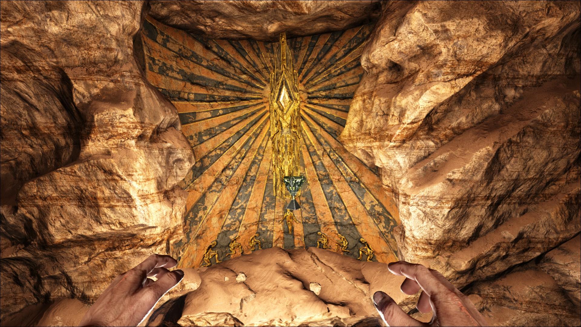 Die Höhlen in ARK: Scorched Earth - Tutorials / HowTo - Ark Survival Evolved Forum ...