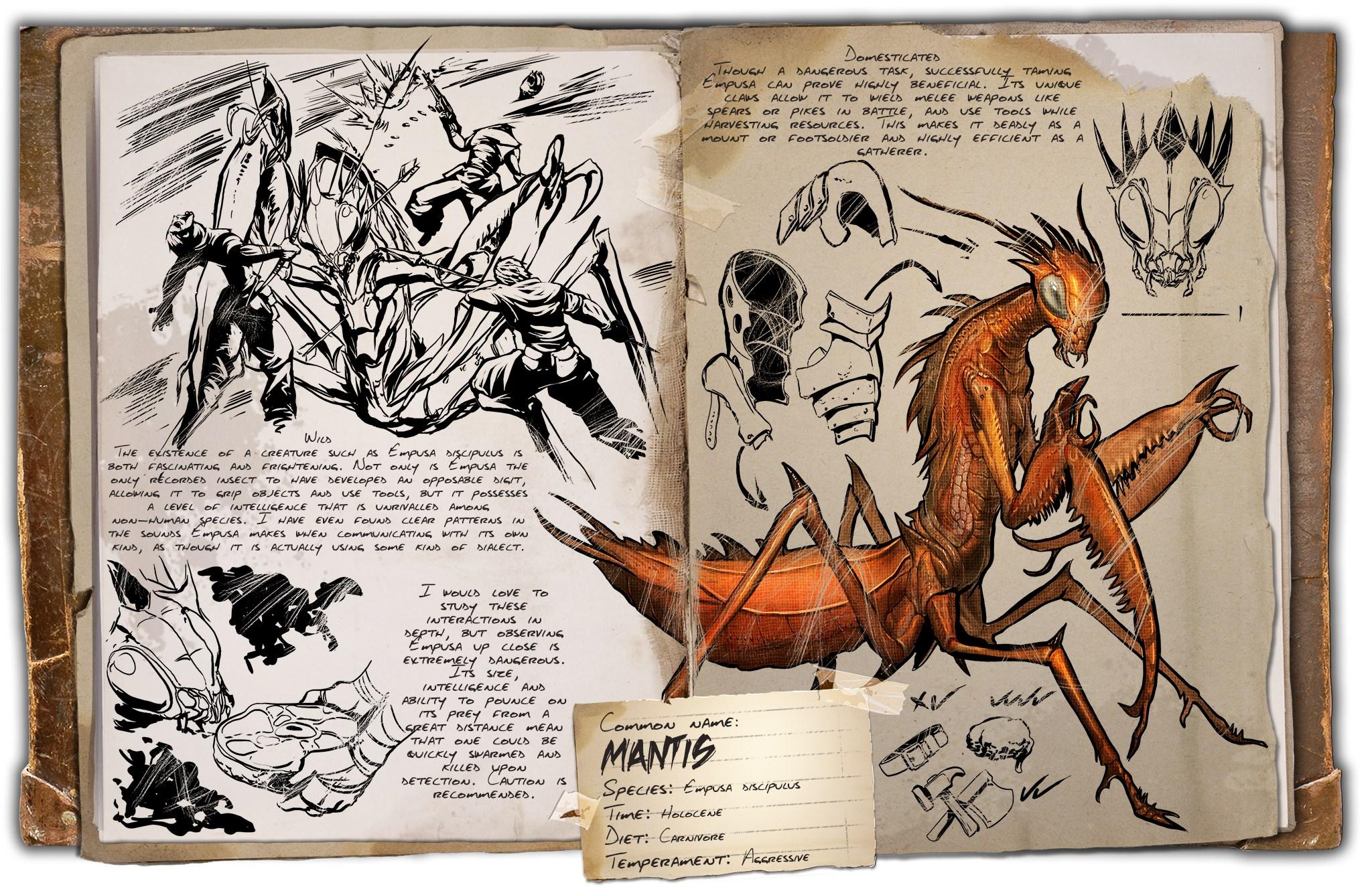 Mantis gottesanbeterin scorched earth wiki ark survival 34363 mal gelesen malvernweather Gallery
