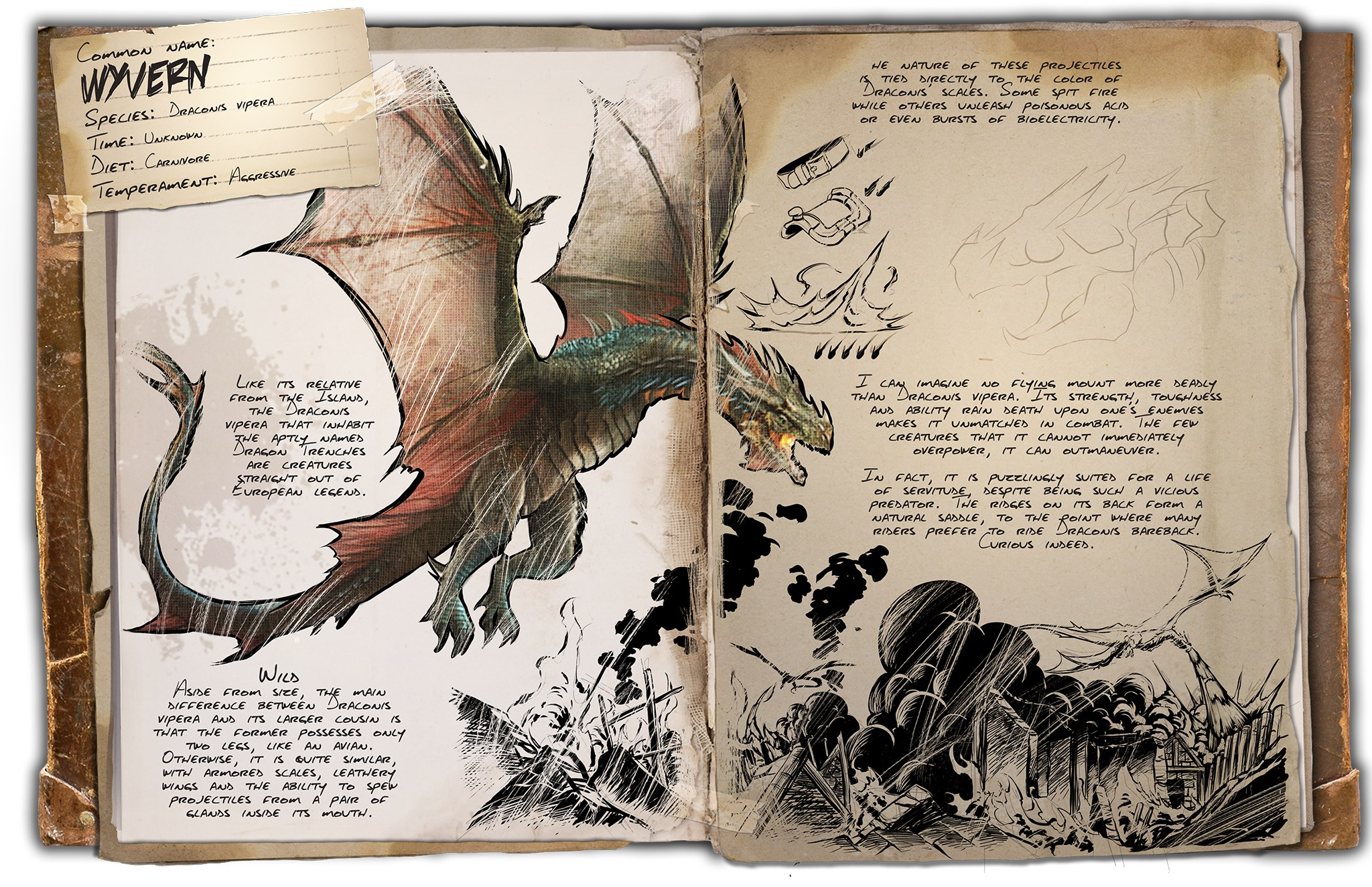 Wyvern scorched earth wiki ark survival evolved forum und dossierwyverng malvernweather Image collections