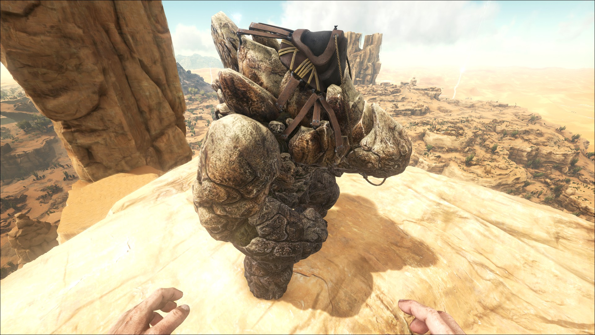 Rock Elemental (Stein Golem) (Scorched Earth) - Wiki - Ark