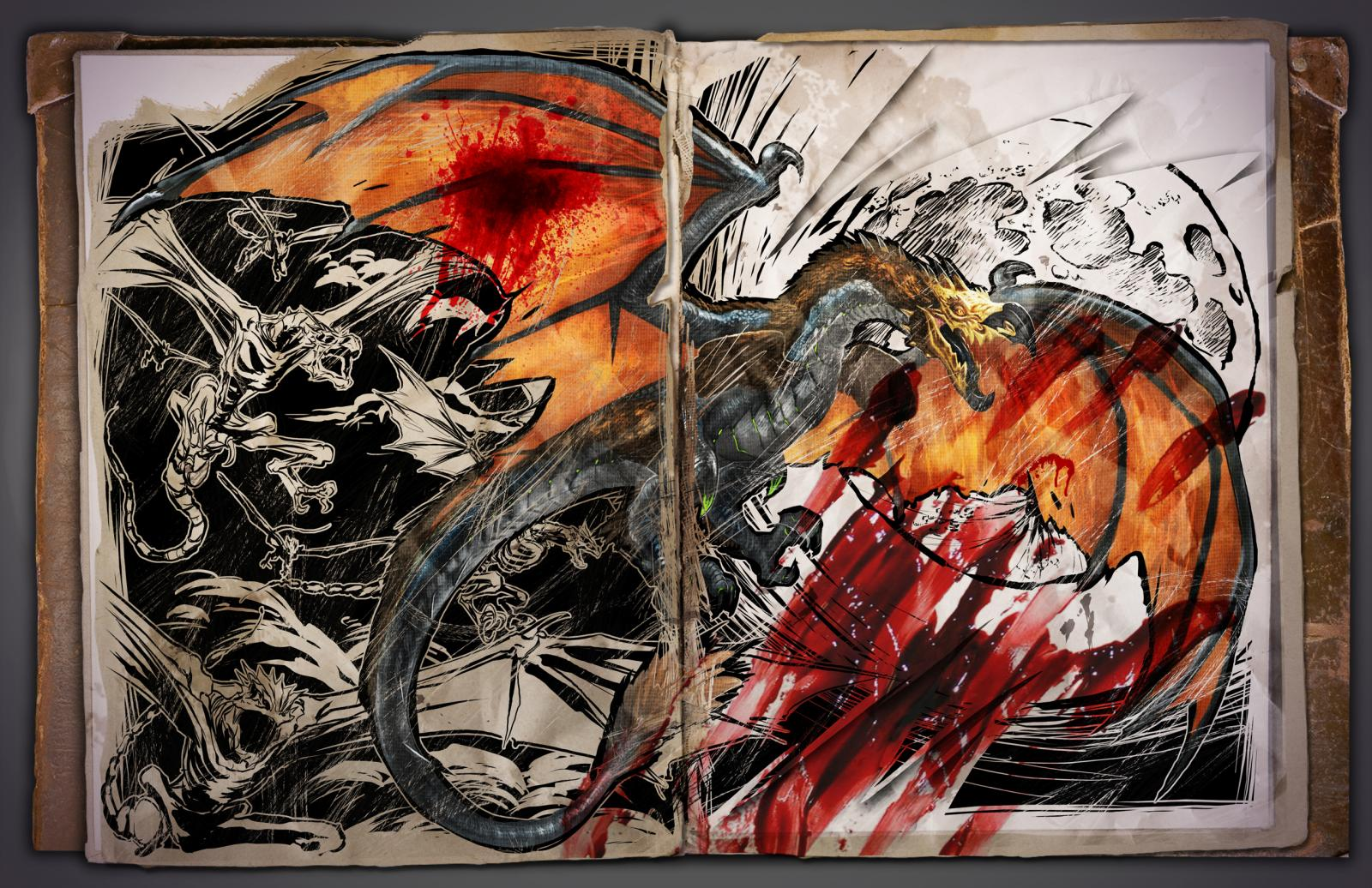 Dodo wyvern eventkreatur bossgegner scorched earth wiki 71qhmol2d9lsl1500g malvernweather Gallery