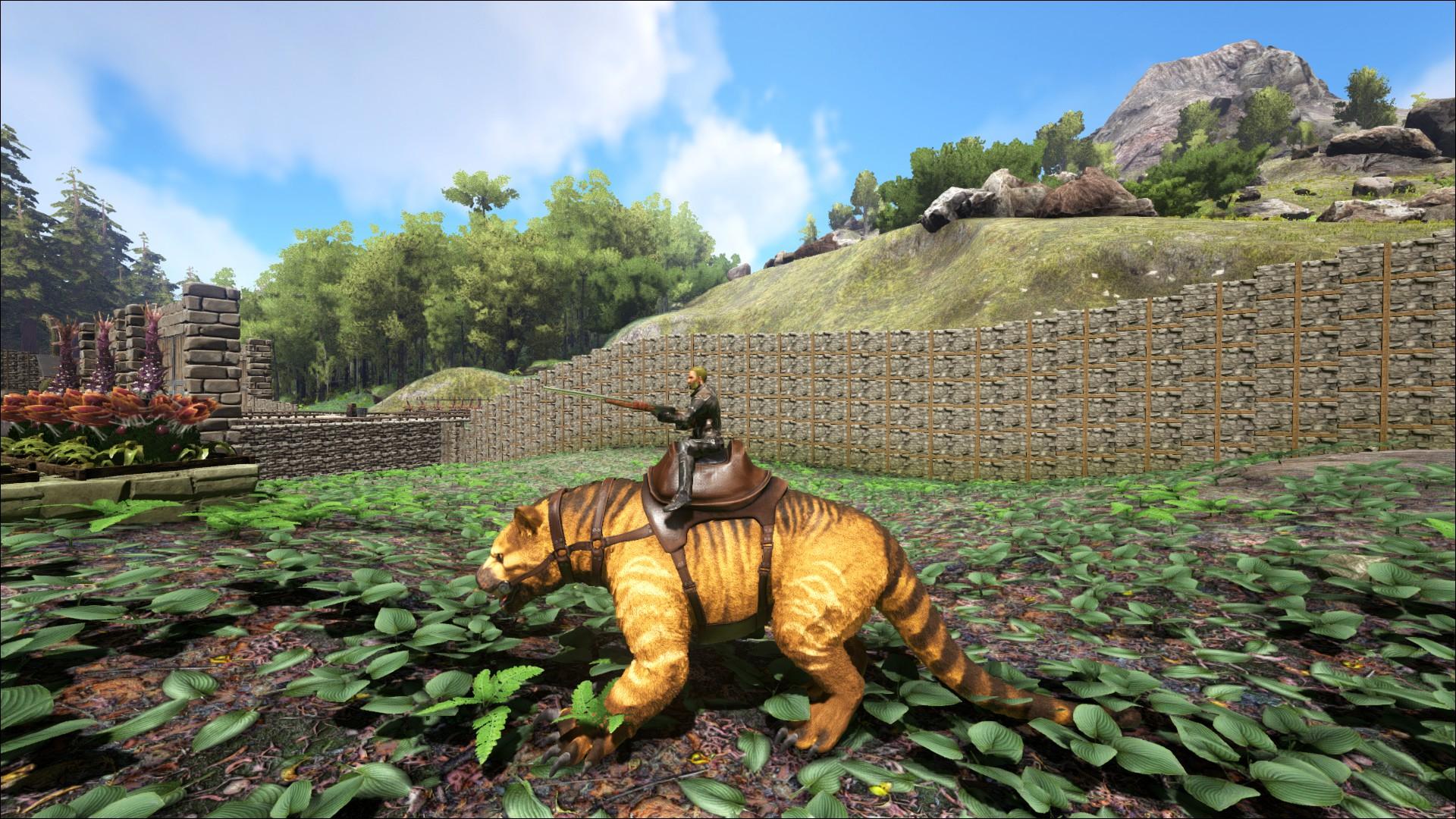 Thylacoleo Beutellöwe Wiki Ark Survival Evolved Forum Und