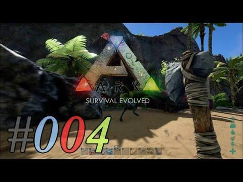 Let's Play ARK: SURVIVAL EVOLVED #004 - ARKische Dinokämpfe [XBOXONE] [DEUTSCH] [1080p60]