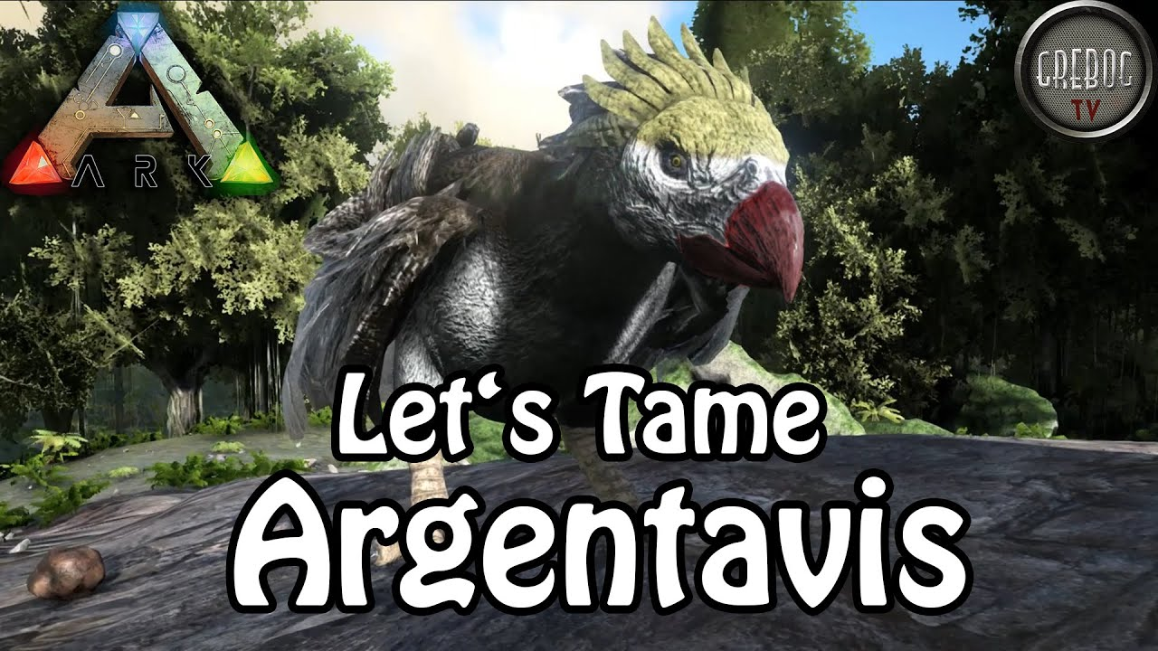 Ark: Survival Evolved - Let's Tame Argentavis (deutsch)