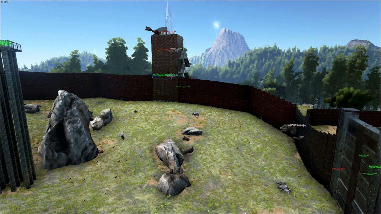 """ARK:Survival Evolved Dirah's Ferienparadies Ep.10:  Helden der Arena Runde 2 """"Speedkill"""""""