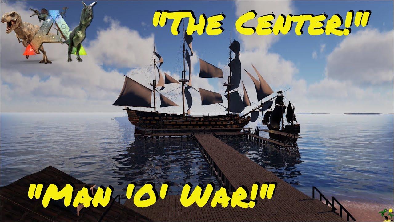 "ARK:Survival Evolved Let's Mod!  ""Kilrath's Super Epic Boat Mod"" Wir testen die Schiffe!"