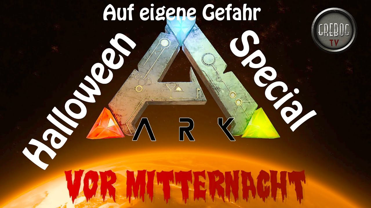 Ark: Survival Evolved - Ark vor Mitternacht - Halloween Special