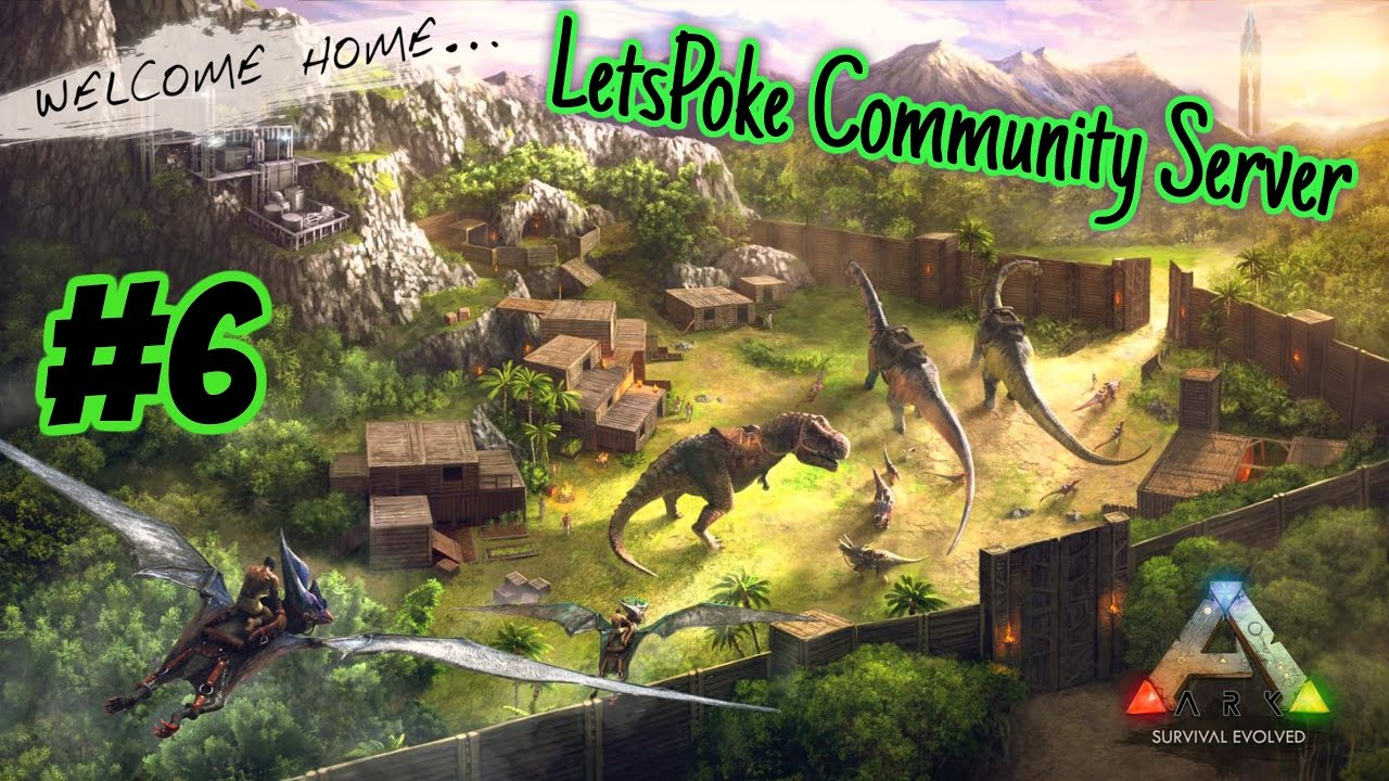 Ark Community Server #6 - Update 256 WTF !  | Let's Play Ark Survival Evolved Deutsch