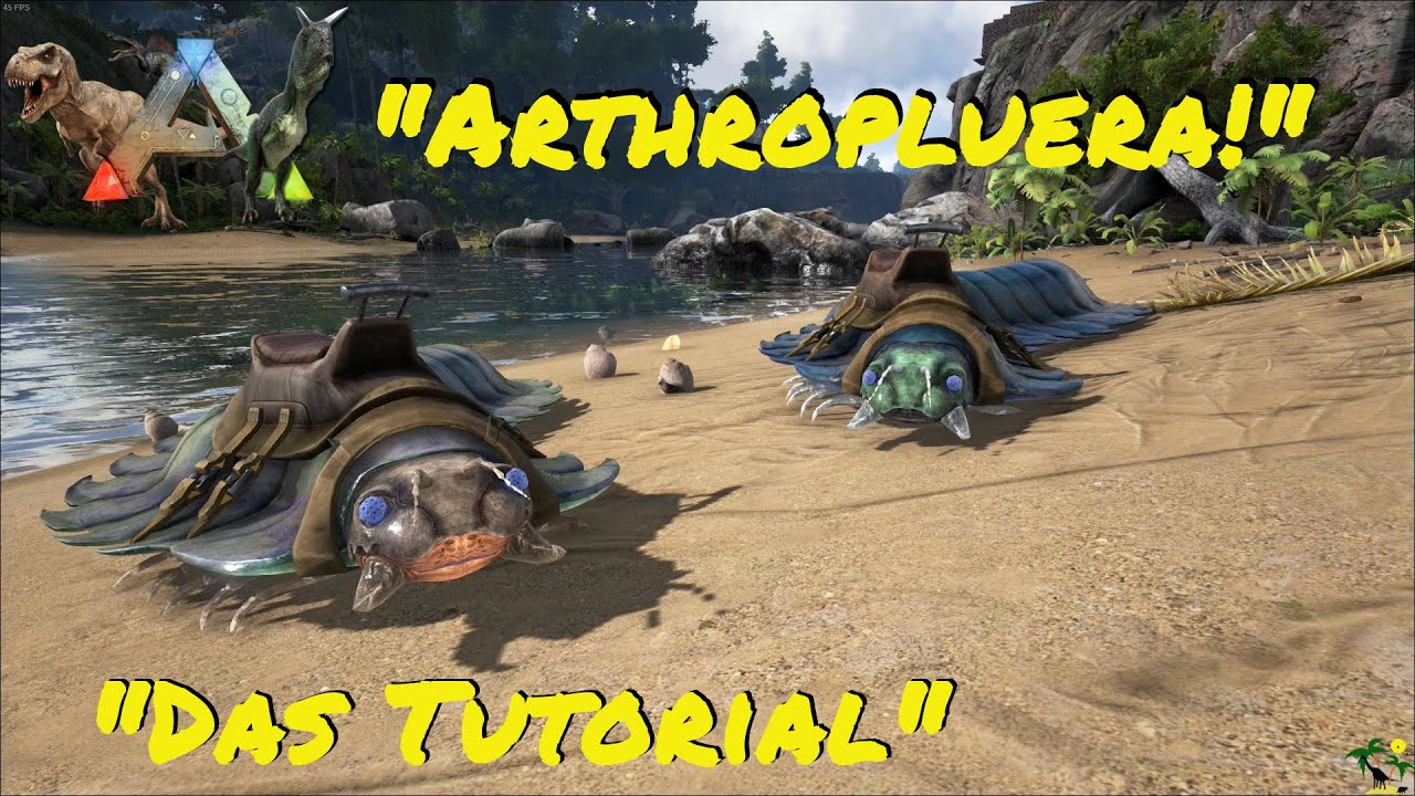 ARK:Survival Evolved  Arthropluera! So kriegt ihr euren Tausenfüssler! - ein Tutorial -