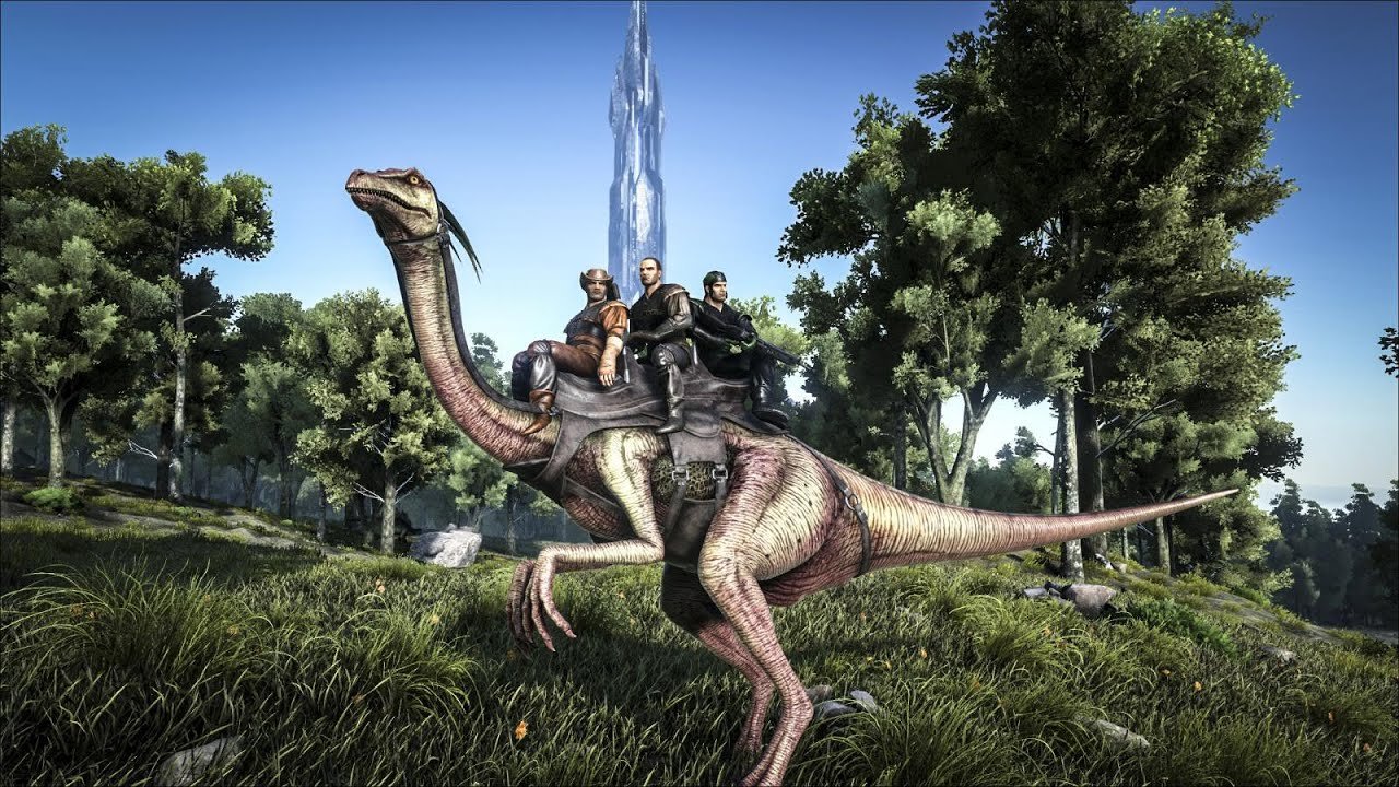 Spotlight: Gallimimus & Patch 233!