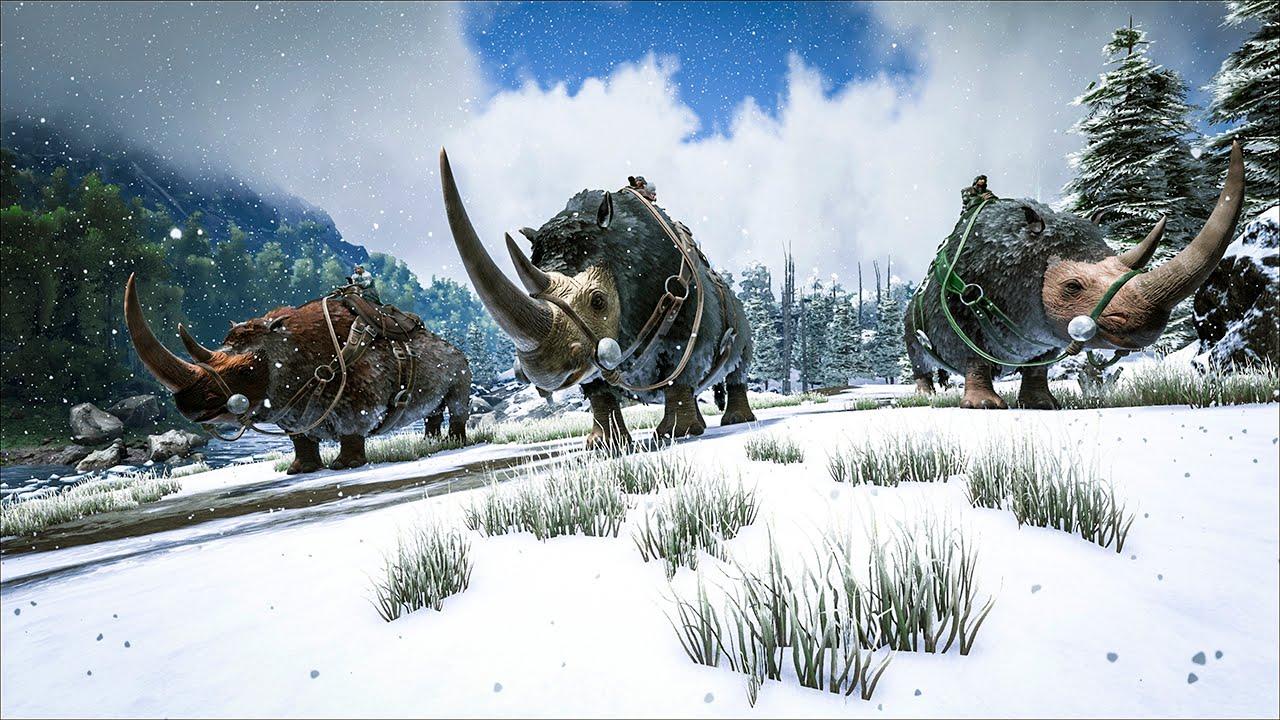 Spotlight: Woolly Rhino, Eurypterid, & Dunkleosteus!