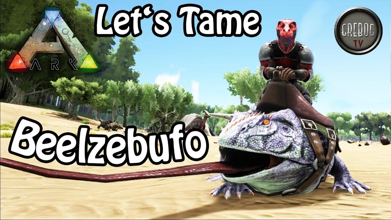 Ark: Survival Evolved - Let's Tame: Beelzebufo (deutsch)