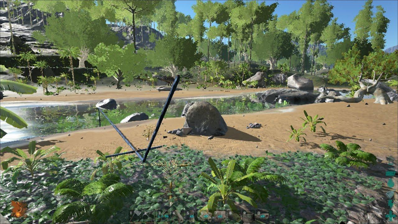 ARK Survival Evolved Wasserleitungen - Tutorial