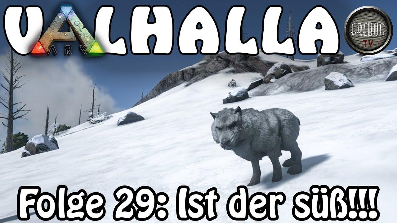 ARK SURVIVAL EVOLVED - VALHALLA - Folge 29: Ist der süß!!!