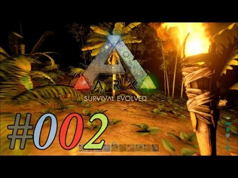 Let's Play ARK: SURVIVAL EVOLVED #002 - ARKer und GeARKter [XBOXONE] [DEUTSCH] [1080p60]