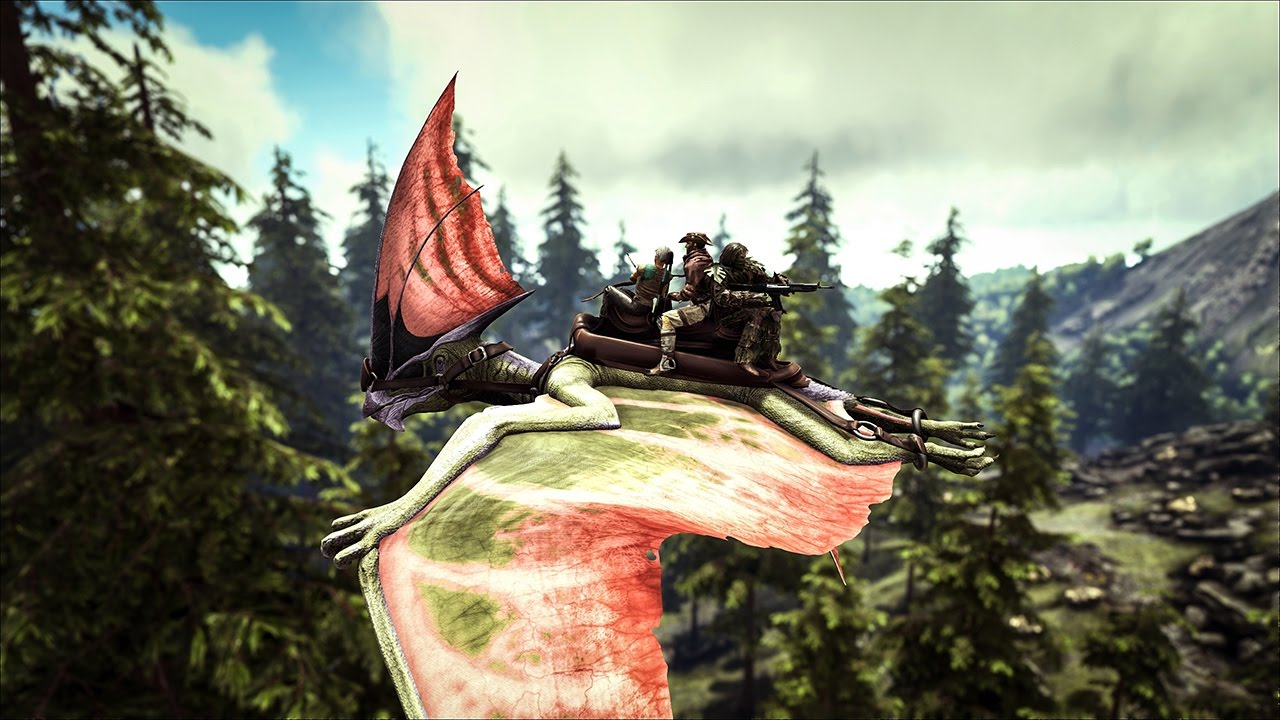 Patch 247: Archaeopteryx, Tapejara, Night Vision Goggles and more!