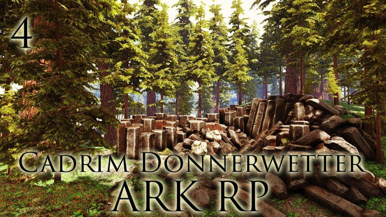 [ARK RP|DE] Cadrim Donnerwetter - Folge 4: Die Neuen
