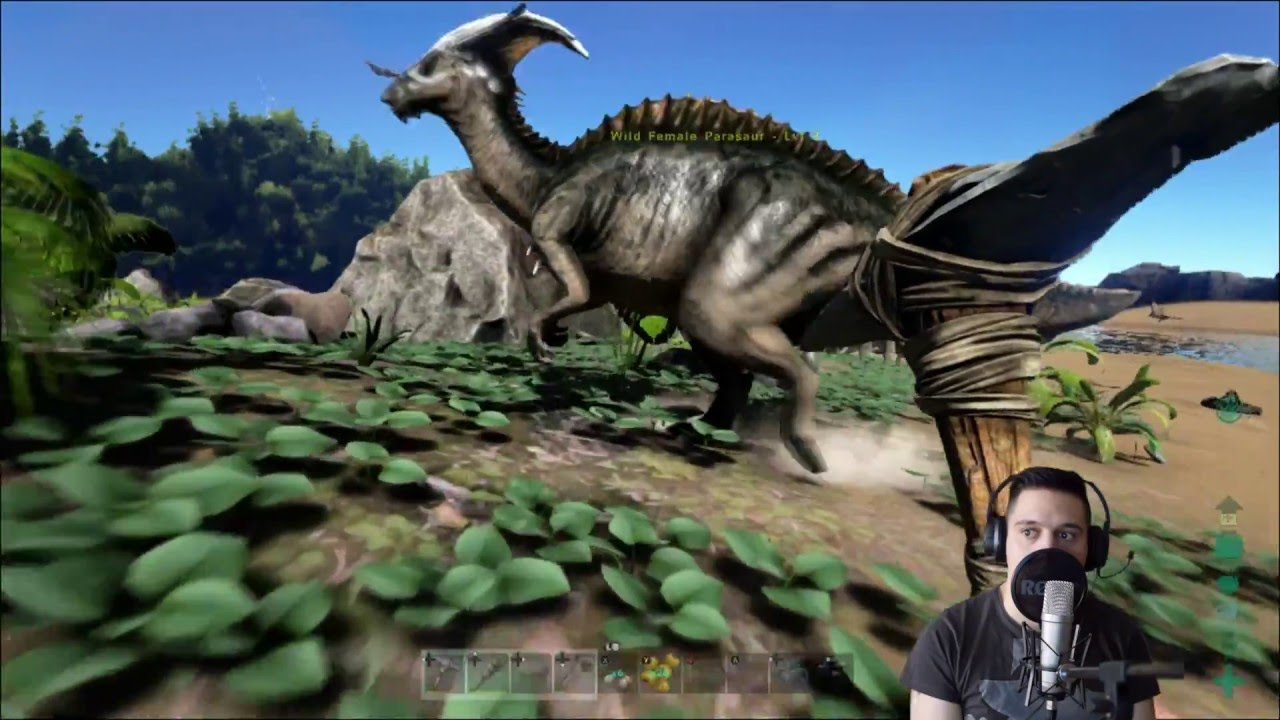 Let's Play ARK: SURVIVAL EVOLVED #011 - Ich will ihn verARKen [XONE] [DEUTSCH] [1080p60]