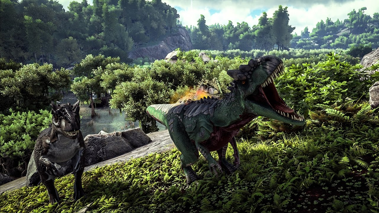 Patch 245: Pelagornis, Allosaurus, Fishing & More!