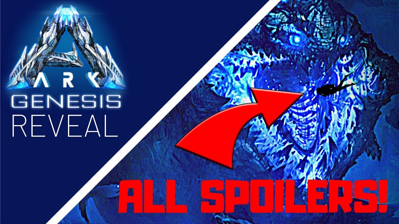 Ark Genesis Reveal: ALL SPOILERS! - All Details - Clean Information
