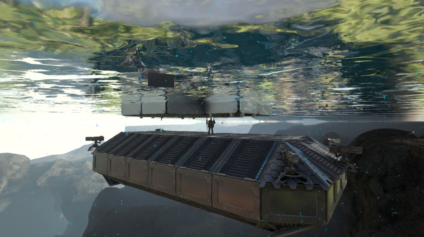 Submarine UBoot