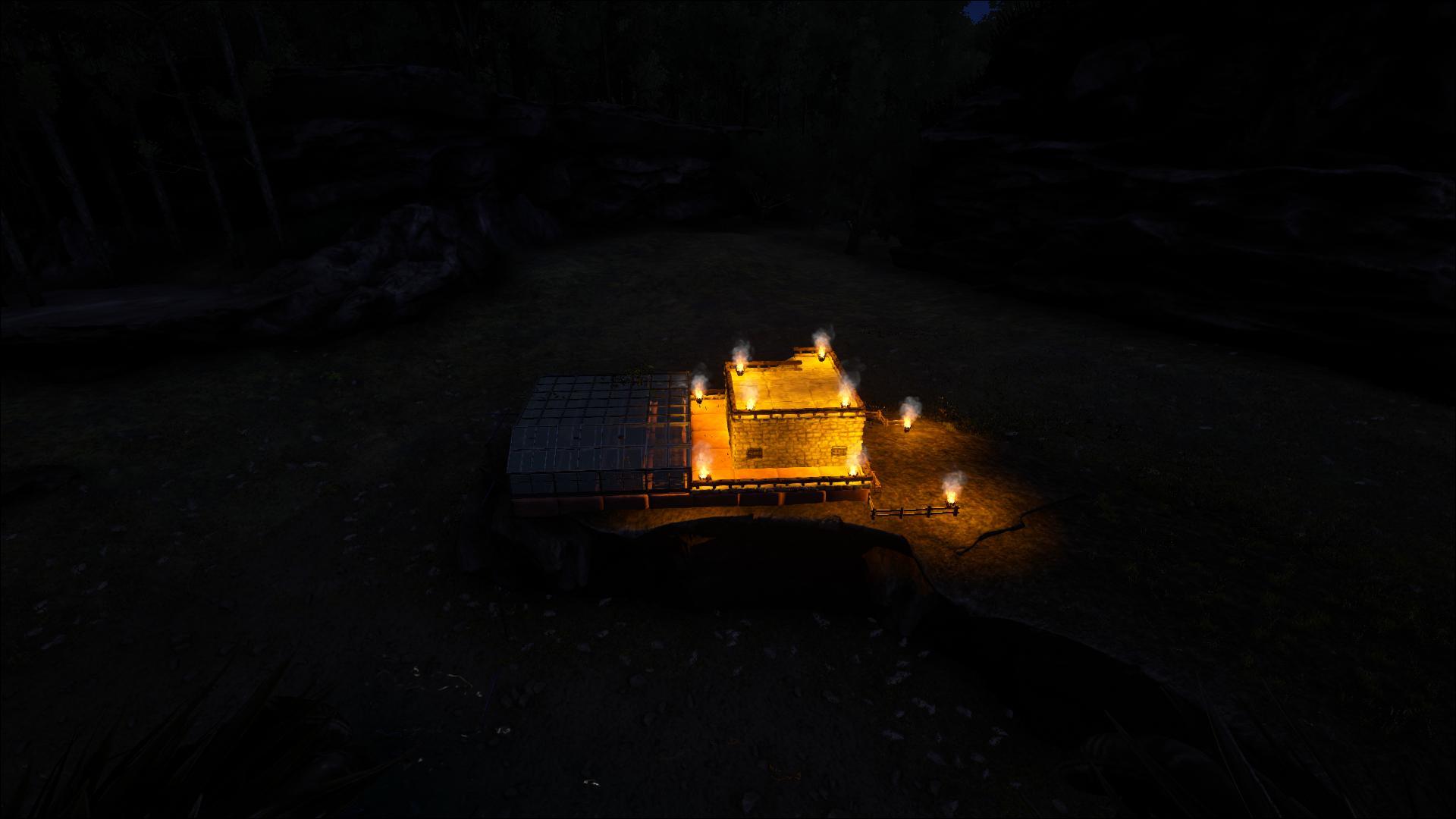 kleines gew chshaus mit pension gallery ark survival evolved forum und community deutsch. Black Bedroom Furniture Sets. Home Design Ideas