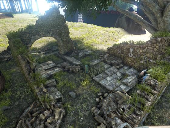 Burgbau Teil IV