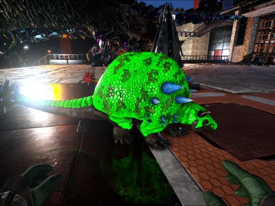 Neon Doedicurus Muta-Zucht