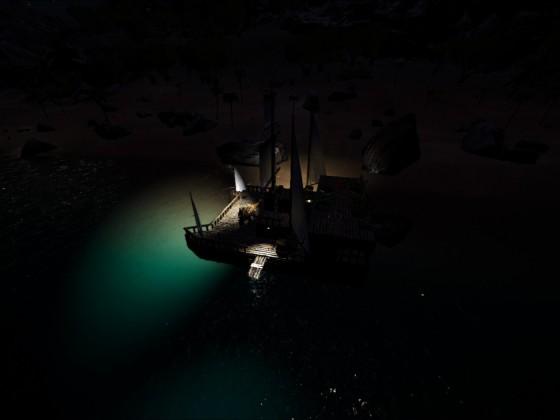 [NewHorizon Rollenspiel Server] Nächtliche Schifffahrt