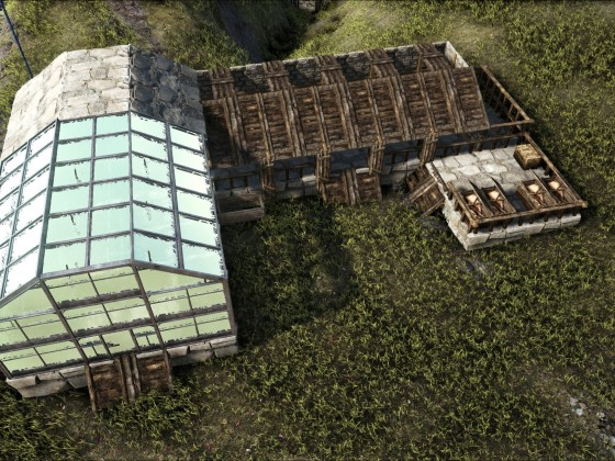 Greenhouse und alles, was dazu gehört