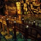 Brücke zum Kai