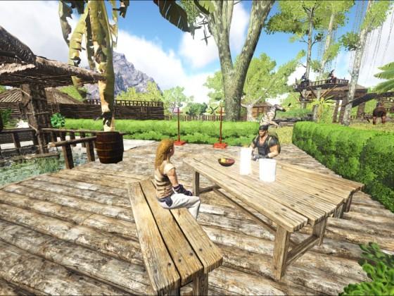 [NewHorizon Rollenspiel Server] Entspanntes Abklingen einer Expedition