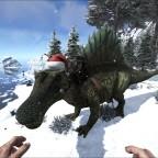 Der Weihnachtsspino ;-)