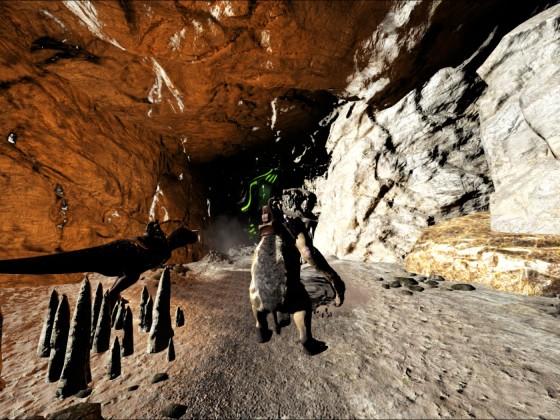 [NewHorizon Rollenspiel Server] Höhlen Tour