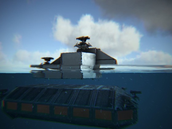 Submarine UBoot