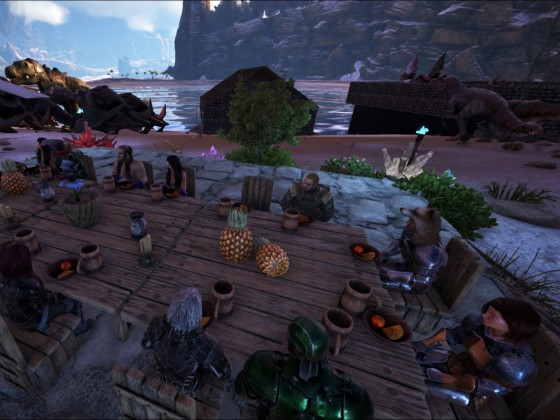 EXP-Party der ZoS Community!
