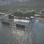 Der Bau von Aquatica