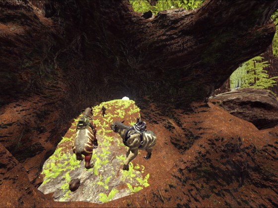 [NewHorizon Rollenspiel Server] Riesen Baum