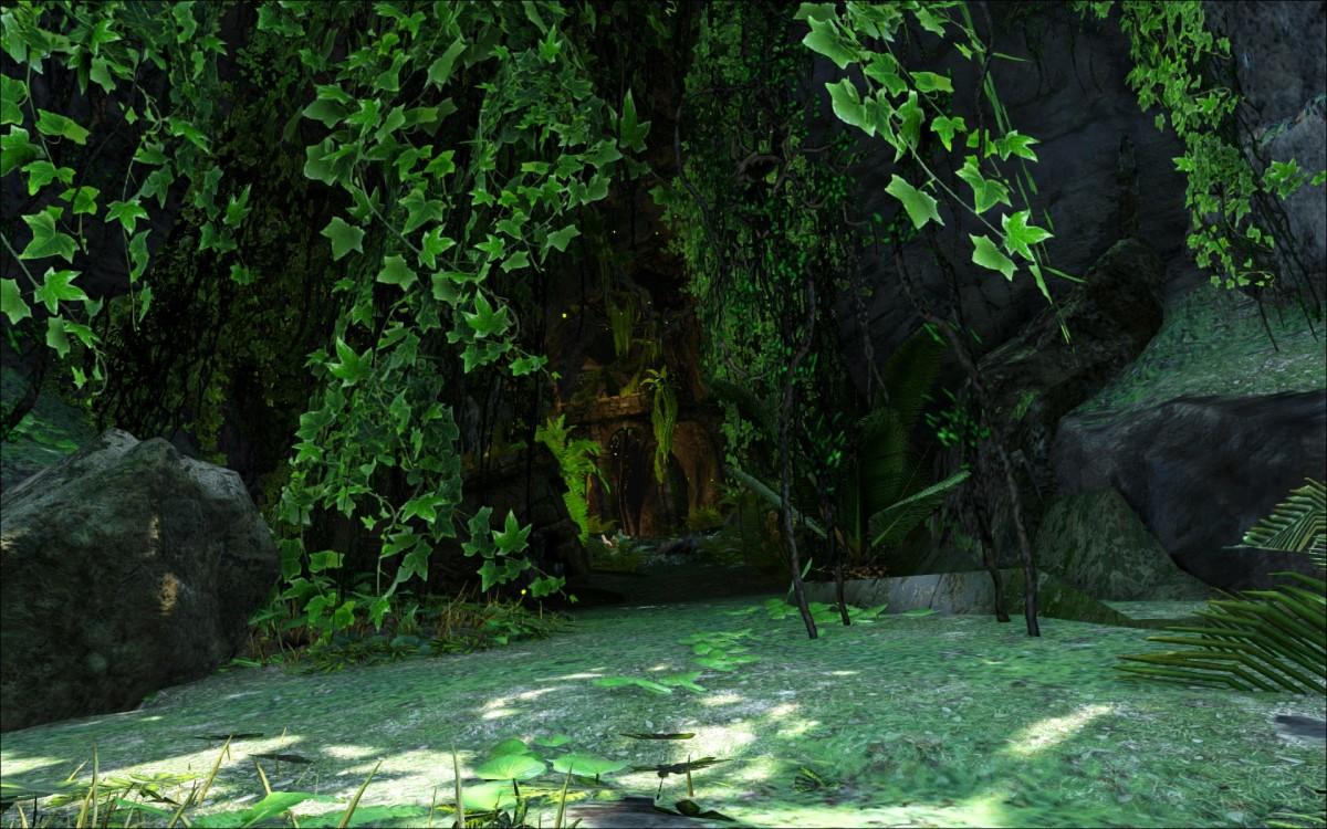 Die Höhle des Geistersteins [RP-TheJourney]